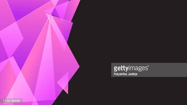 ilustraciones, imágenes clip art, dibujos animados e iconos de stock de colorido fondo geométrico - funky