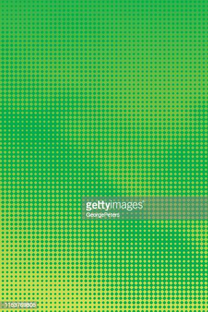 colorful halftone pattern abstract background - atmospheric mood stock illustrations, clip art, cartoons, & icons