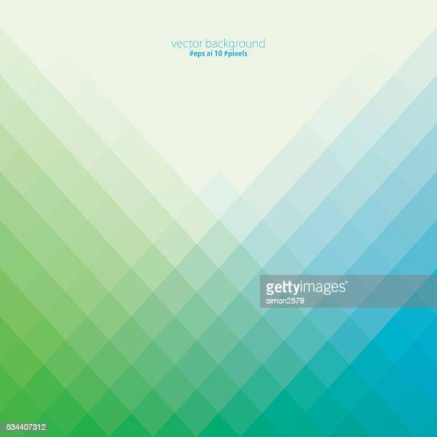 colorful pixels background - square composition stock illustrations, clip art, cartoons, & icons