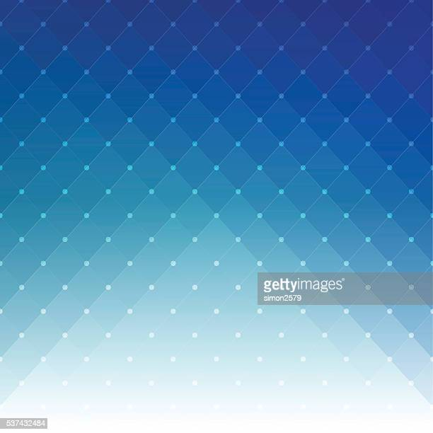 colorful pixels background - green and blue background stock illustrations