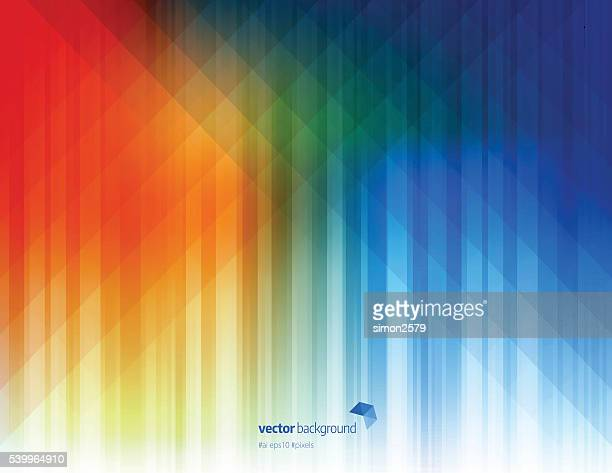Colorful pixels background