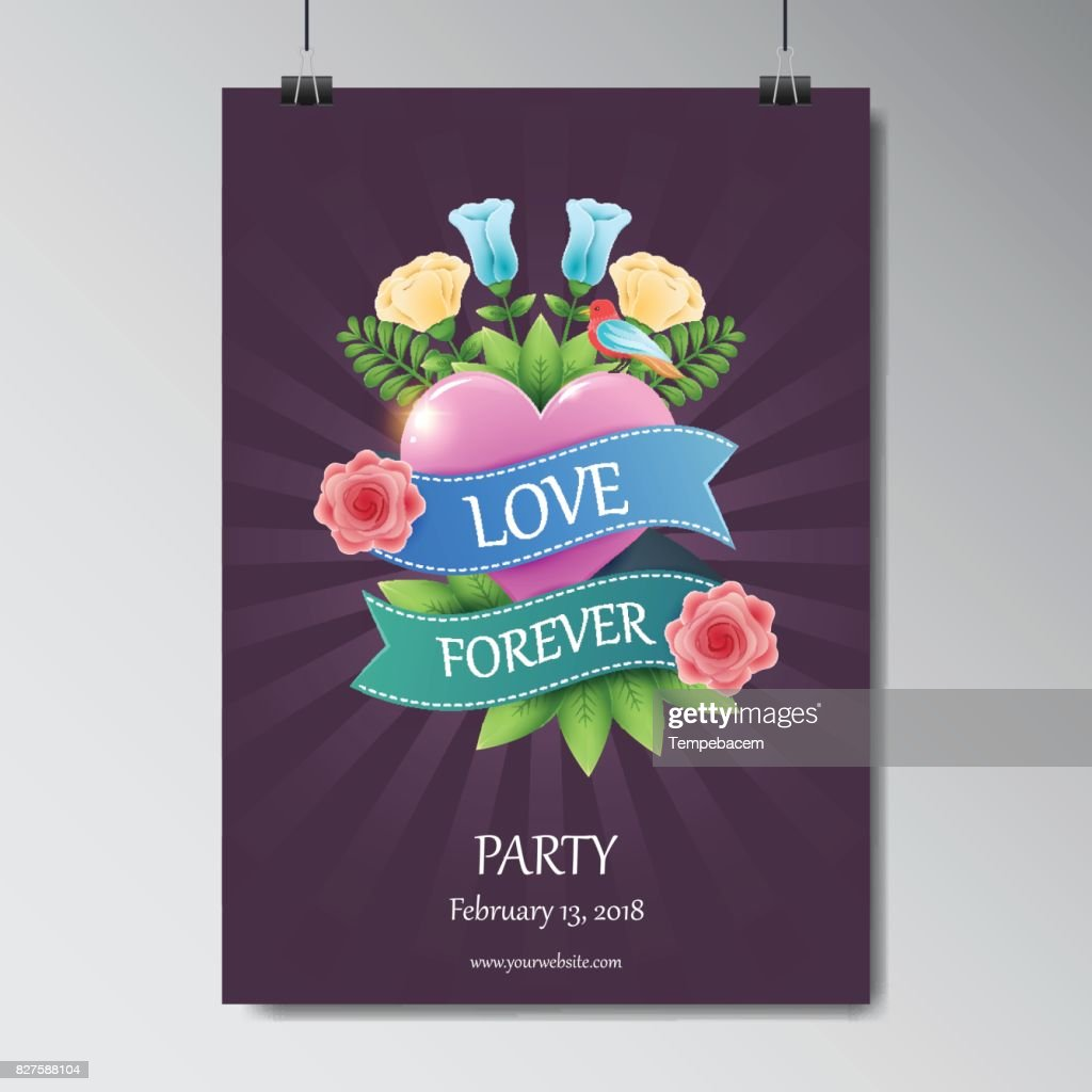 122 Best Flyers Images On Pinterest Spring Event Flyer Template