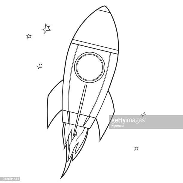 Coloring Book, spacecraft