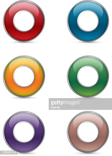 Colorized rings