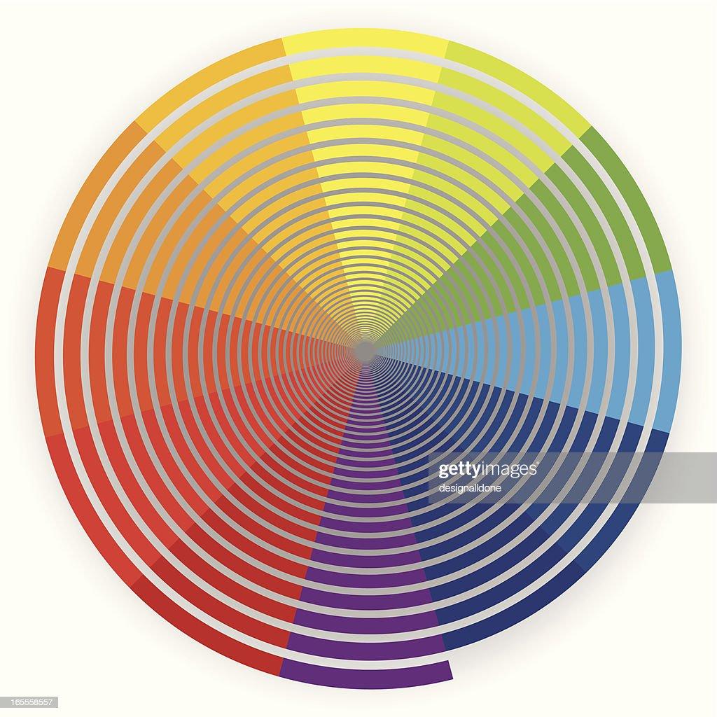 Colour Spiral