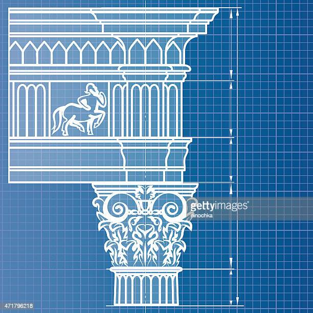 Column blueprint