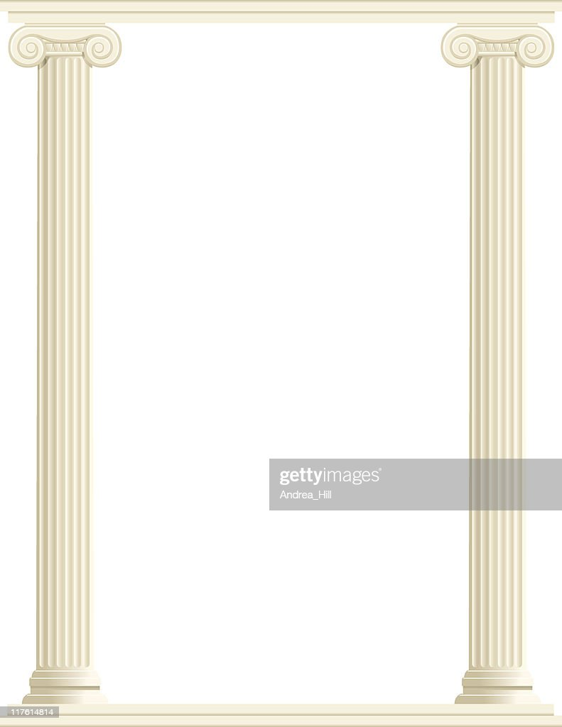 Column Border - Vertical