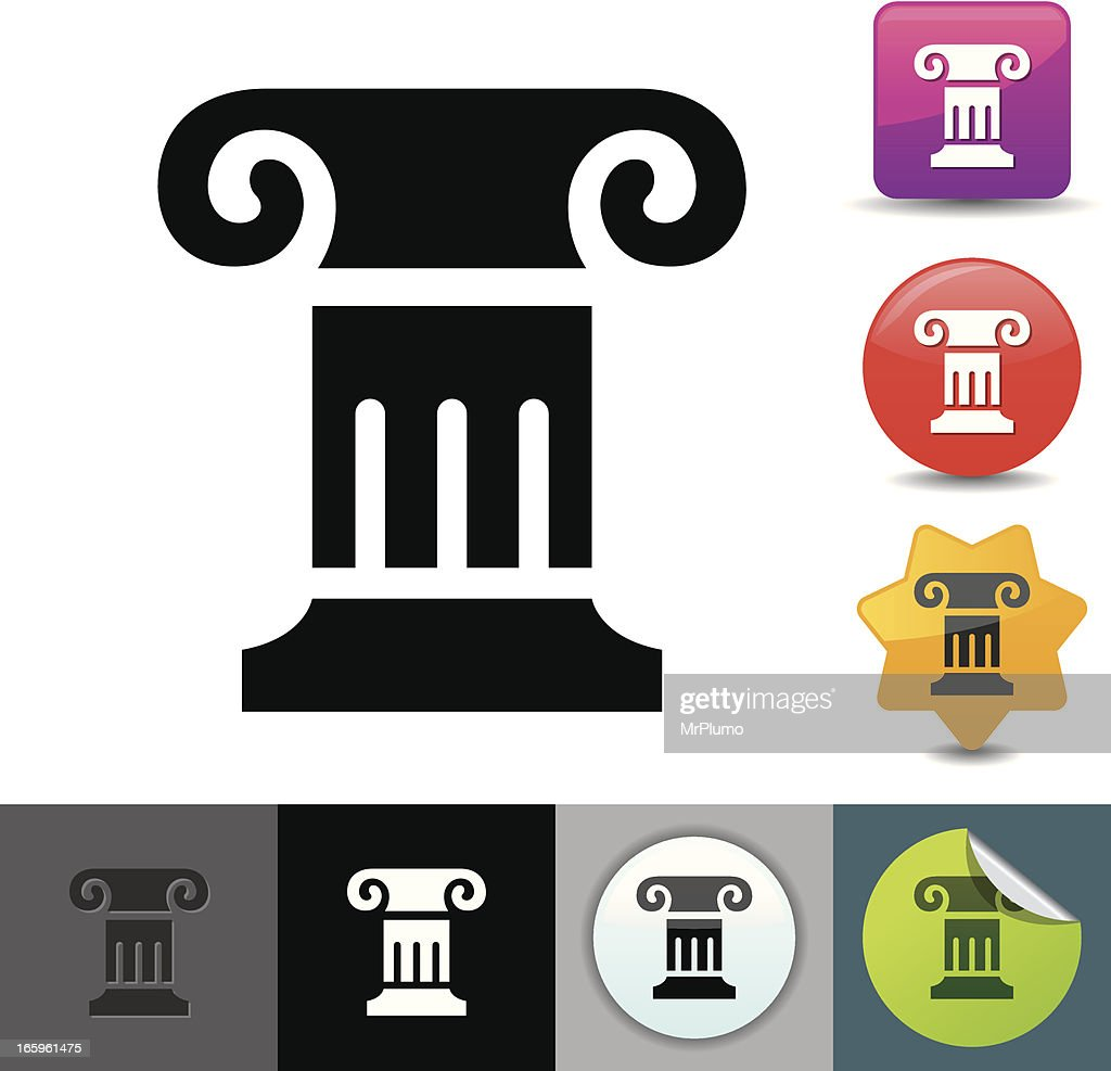Column icon | solicosi series