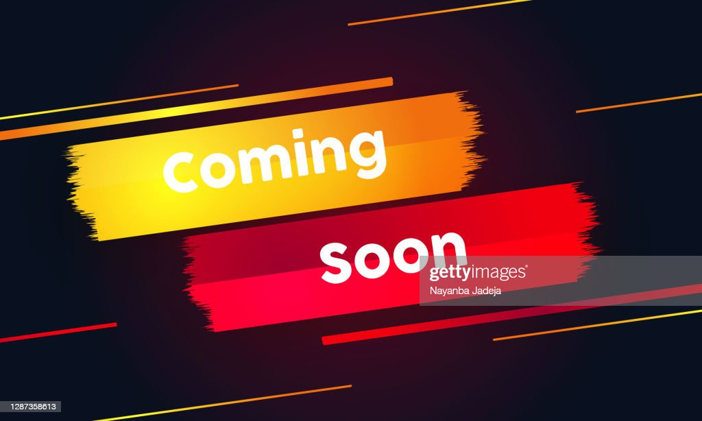 Coming Soon Stamp On Dark Background High Res Vector Graphic Getty Images
