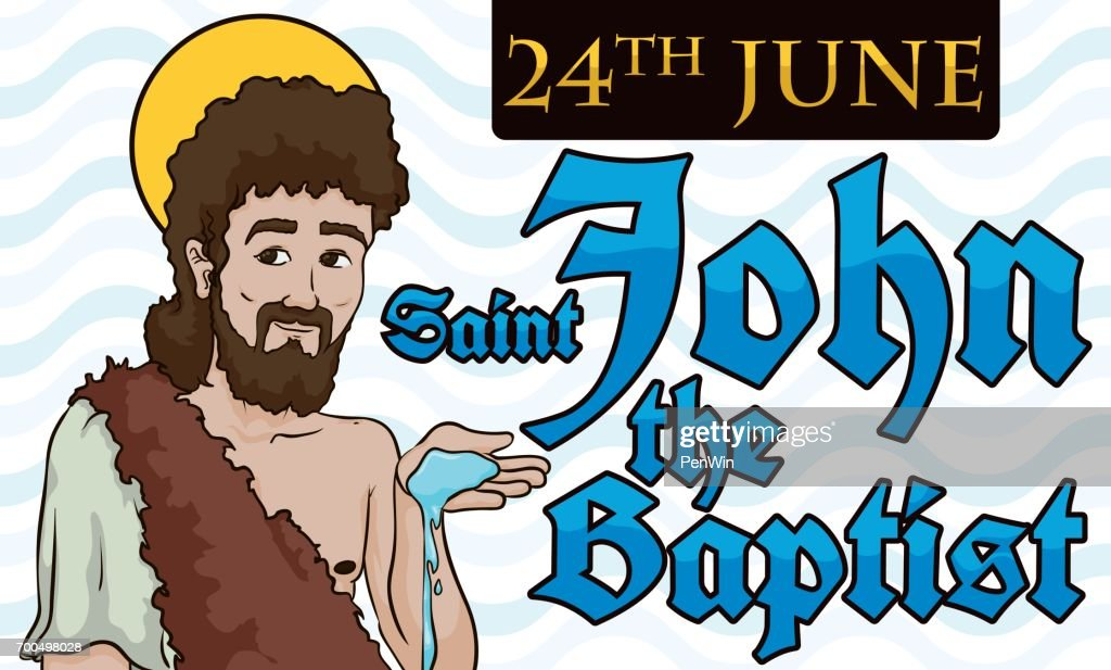 Commemorative Design for Saint John's Eve in June 24