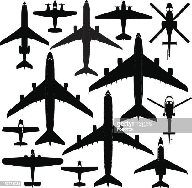 Aeronaves comerciais