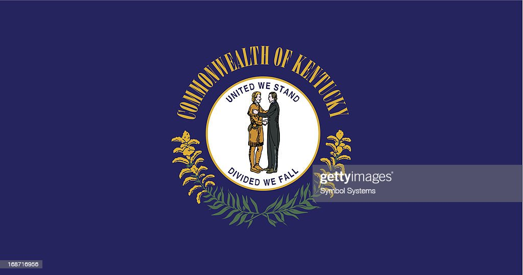 Commonwealth of Kentucky Flag