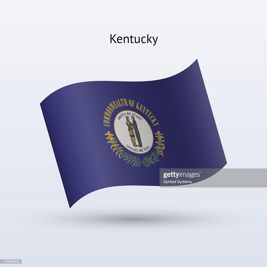 Commonwealth of Kentucky Flag
