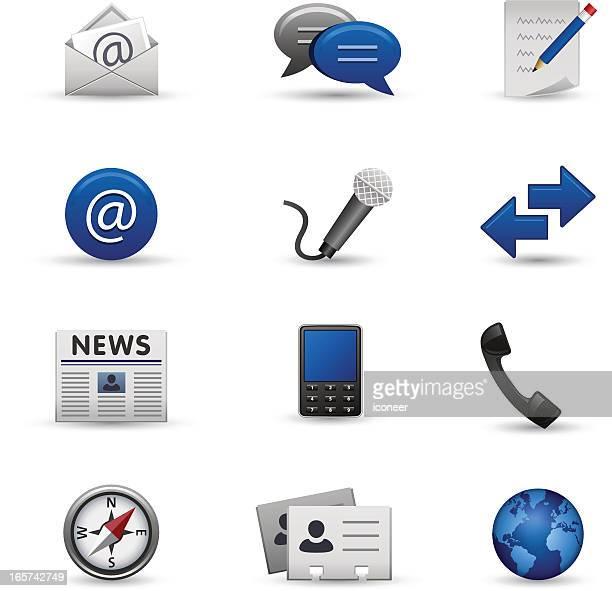 通信&ホームページ iconset - ウェブ2.0点のイラスト素材/クリップアート素材/マンガ素材/アイコン素材