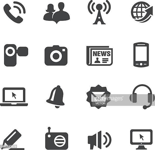Communication Icon - Acme Series
