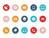 Communication Icon Set | TIDE Series