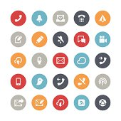 Communication icons | Orbis series