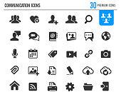 Communication Icons // Premium Series