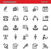 Communication Icons - Set 1