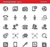 Communication Icons - Set 4