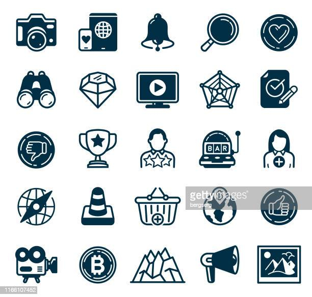 Communication & Social Icons