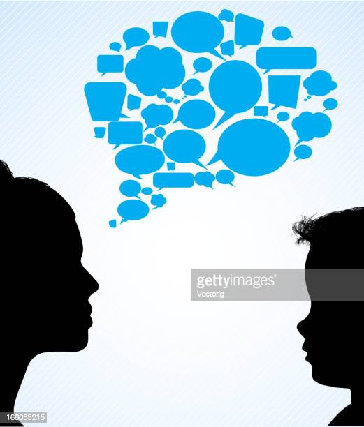 Communication Speech Bubble