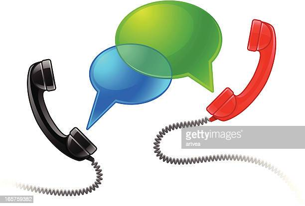 communication - telephone line stock illustrations, clip art, cartoons, & icons