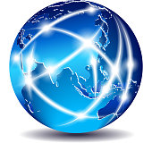 Communication World, Global Commerce - China, Far East