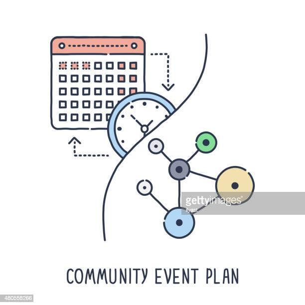 Community Veranstaltung planen