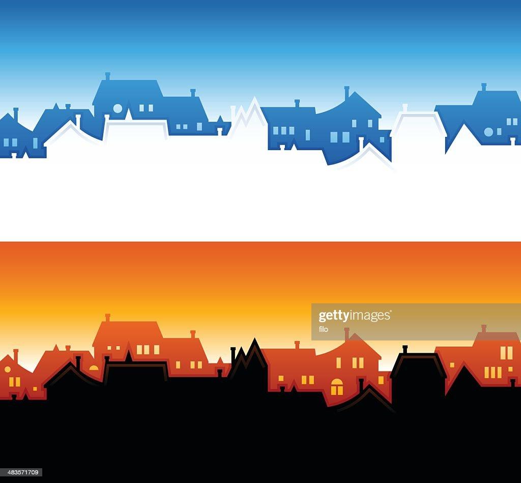 Community Skyline Backgrounds