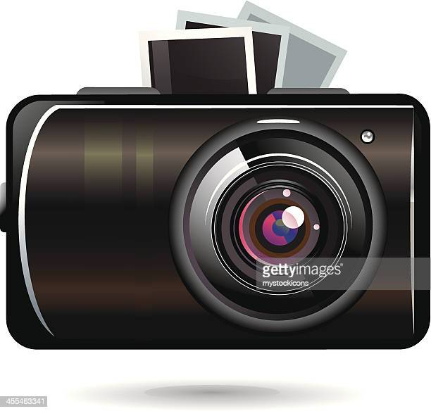 Compact Digital Camera Icon