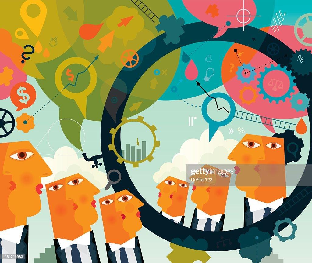 Company Business Auto Reflection
