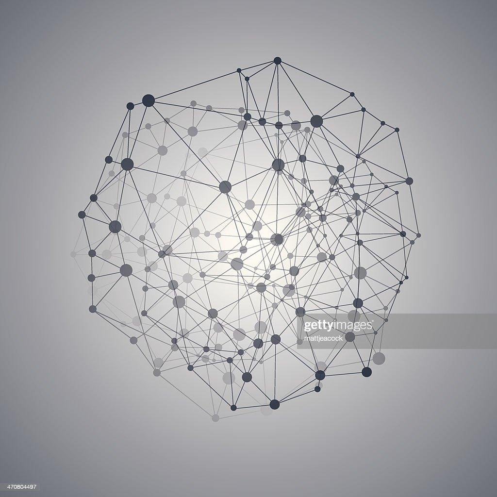 Complex network background