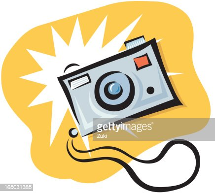 computer cartoon image of a camera with flash going off Camera Flash Art phone camera flash clipart