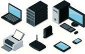 Computer Equipment Icons