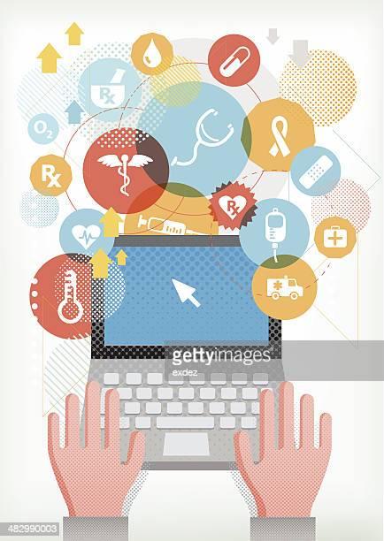 コンピュータをヘルスケア