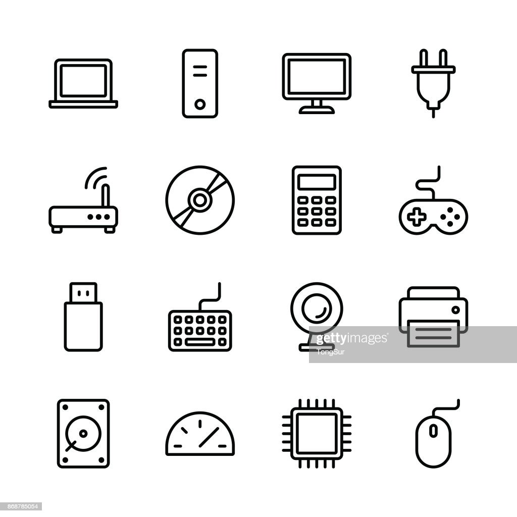Computer Icons - Line