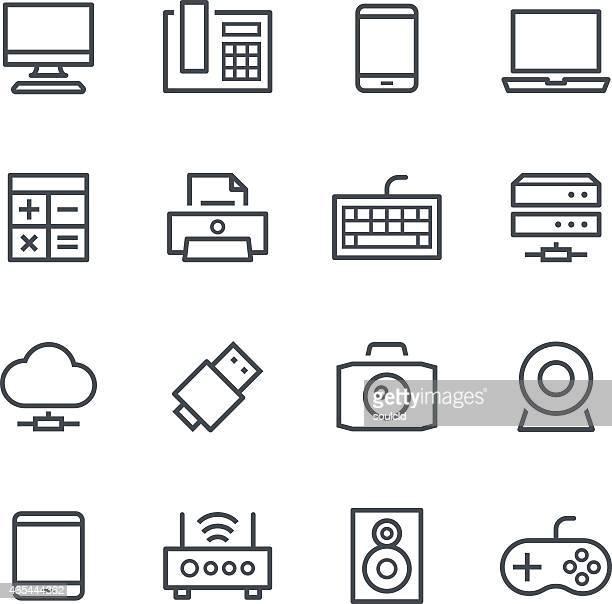 computer icons - usb stick stock illustrations, clip art, cartoons, & icons
