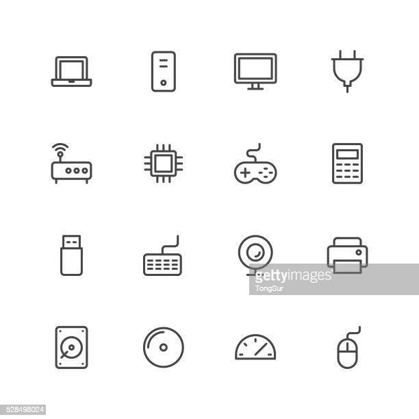 computer icons - dvd stock illustrations, clip art, cartoons, & icons