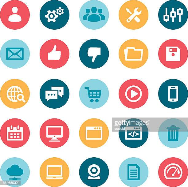 computer icons - filing documents stock illustrations, clip art, cartoons, & icons
