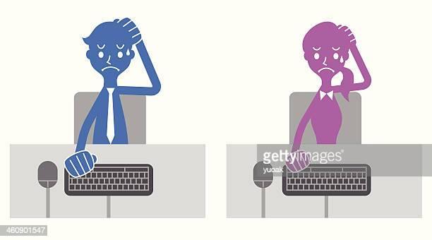 コンピューターの問題