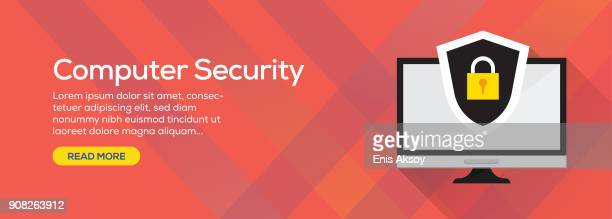 Computer Security Web Banner