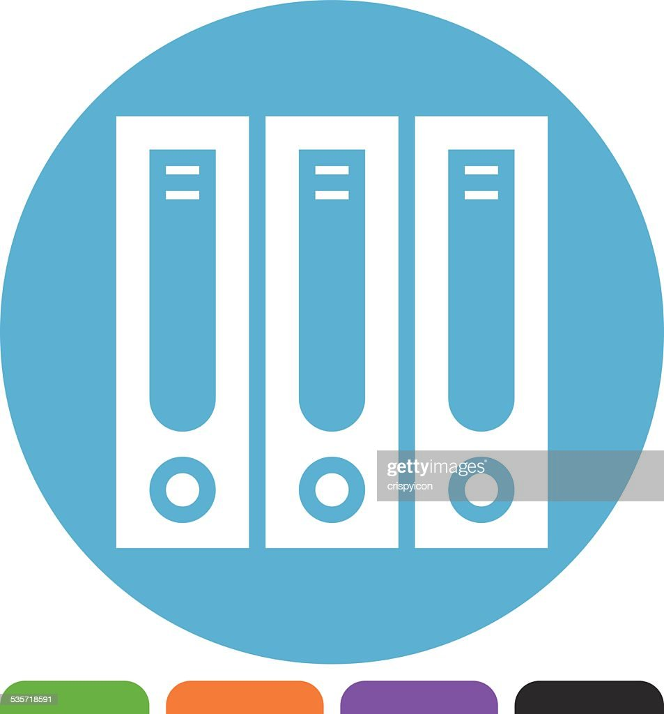Computer Server Icon Stock Illustration - Getty Images