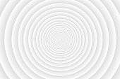 Concentric circle pattern