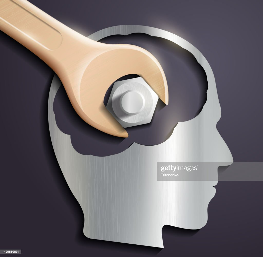 Concept of recharging need of human brain