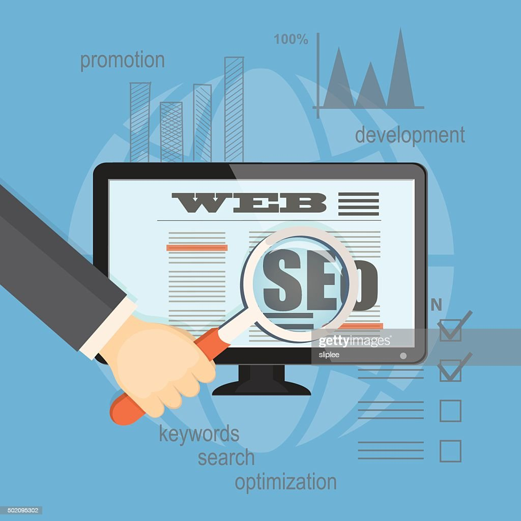 concept of seo technology