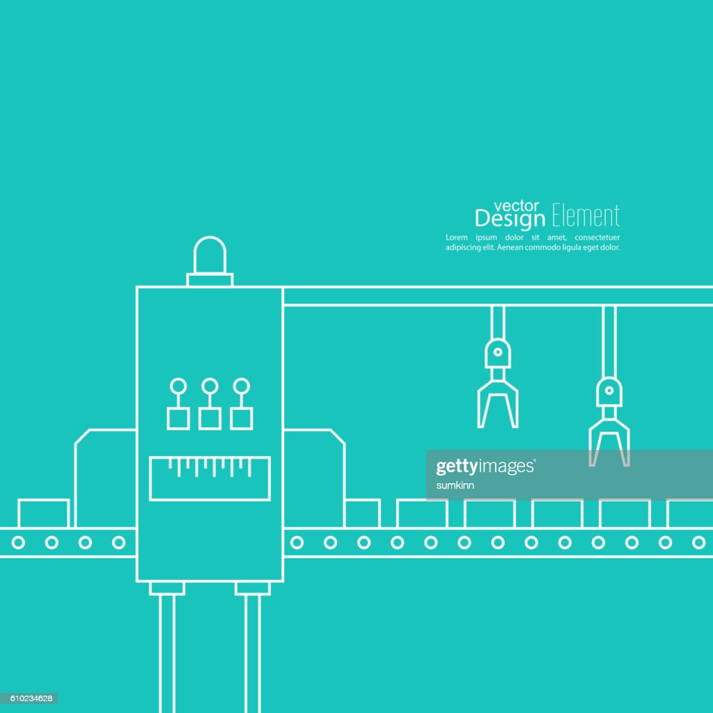Concept Production line
