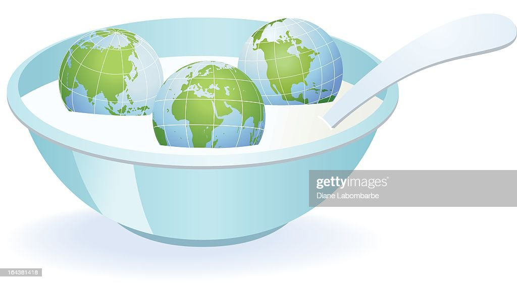 Concept Symbol For World Hunger Vector Art Getty Images