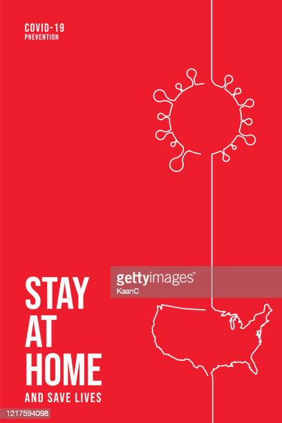 usa concept, wuhan coronavirus outbreak influenza as dangerous flu strain cases as a pandemic concept banner flat style illustration stock illustration - wuhan stock illustrations