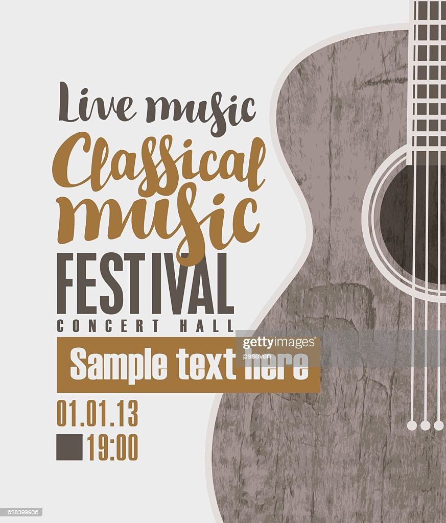 concert of classical live music